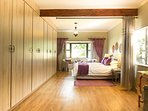 Extra large family rooms with abundant cupboard space!