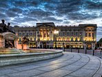 Buckingham Palace - must see in London