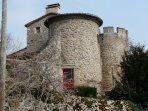 chateau de sauviat