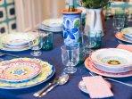 Enjoy meals together in Spire House