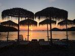 Panormos Beach - 15min drive from Villa Pinot