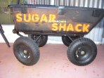 SUGAR SHACK BEACH WAGON