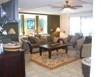 Living Room, tv, Ocean View