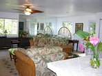 Additional Cottage for rent queen bed 3/4 bath kit