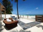 Private Beach Front Villa in Kiwengwa