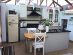 Beckside Cottage, Eamont Bridge Cumbria, sleeps 4, garage plus 1 parking space, private garden