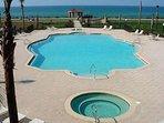 Pool View #2