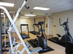 Another View of Fitness Center