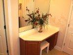 Master Bathroom w/ Vanity Area
