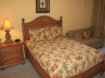 Guest Bedroom w/ Queen and Queen Sleeper Sofa