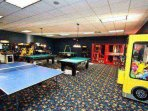 Check Out the Paradise Palms Kids Game Room * The Clubhouse!