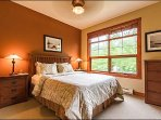 Master Bedroom with Cozy Queen Bed