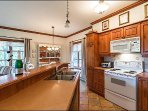 Clean Fully Equipped Kitchen