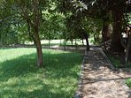 Extensive and Private Gardens