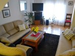 Living room (1 sleep place)