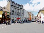 Historical Kilkenny city