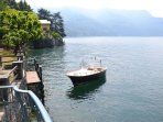 Private boat mooring and boat hire