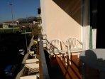 Vistas desde terraza sala estar-comedor