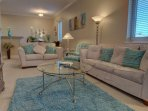 Living Area - Have Fun with Friends and Family at Seagrove Highlands! This den is great for settling in to watch a...