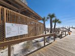 Additional Areas to Walk! - This resort is very pet friendly which is unusual in Destin. Lots of different areas to...