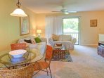 Living Area - Living and Dining area combo with lots of space for family and friends to relax after long day at the...