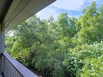 Upstairs deck - Check out the great views for this wonderful Townhouse!