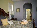 Master Bedroom - towards ensuite & closet