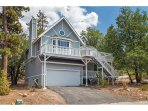 Cool mountain breezes await you. Guests have access to the garage for easy access to the cabin
