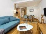 Modern bright apartment