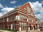 Ryman Auditorium downtown Nashville