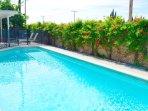 Hampstead House at Disneyland Anaheim Vacation Rental Private Heated Pool