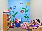 Holgate House at Anaheim Disneyland Vacation Rental Private play area