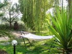 .....Or simply relax in the tranquil garden of Il Refugio.....
