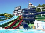 .....Spend a day at one of Abruzzo's waterparks.....