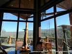 View from the living room windows of Copperleaf at Eagles Nest.
