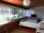 Main Bedroom overloooking Parsons Bay Jetty