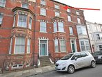 Entire top floor loft apartment, very high victorian ceilings, Velux windows making it light/bright