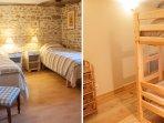 Twin bedroom and children's bedroom