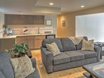 Book this fabulous vacation rental house for the ultimate Coeur d'Alene getaway!