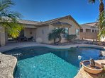 Escape to San Tan Valley at this alluring vacation rental house!