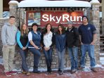 SkyRun's full time staff - Our friendly and knowledgeable staff is ready to help you plan your perfect mountain...