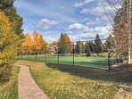 Tennis Courts - Condo features tennis courts and sand volleyball courts.