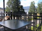 Private Deck with Stunning Views