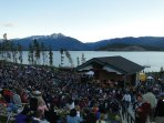 Free Concerts at Lake Dillon Amphitheater - Condo is close to the Dillon Amphitheater where you can enjoy free concerts...