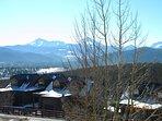 Mountain views - More stunning mountain views from condo.