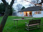 Flat ford Lodge, - 1930's stylish & comfortable home with breathtaking view