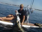 World famous deep sea fishing from the shore, kayak, pier, boat ,charter