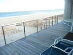 Deck at Beach Level