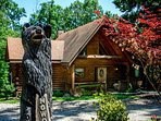 Log Home with Two MasterSuites, Two Private Baths, Perfect for Two Couples Travelin Together