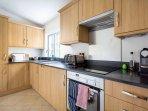 Smart and modern kitchen